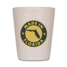 2-Made-In-fLORIDA Shot Glass