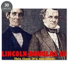 ART LINCOLN DOUGLASS IIIb Puzzle