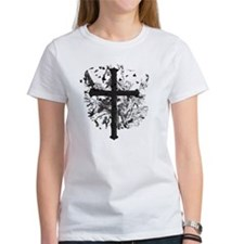 Cross Decay_Skulls Tee