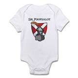 Sir Poopsalot Infant Bodysuit