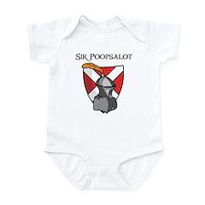 Sir Poopsalot Infant Bodysuit