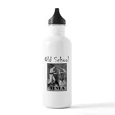 mmaOldSchool1 Water Bottle
