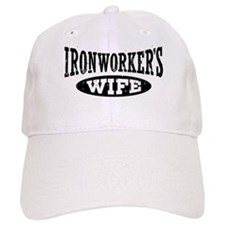 Ironworker's Wife Baseball Cap