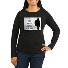 Fun For Female Fighters! T-Shirt