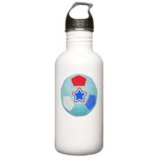 Soccer Future World Cu Water Bottle