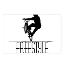Freestyle BMX!! Postcards (Package of 8)