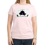 196th LIGHT INFANTRY Women's Pink T-Shirt