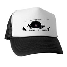 196th LIGHT INFANTRY Trucker Hat