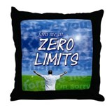 Zero Limits Throw Pillow