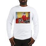 El DJ Booth Long Sleeve T-Shirt