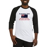 Australian Twin(Good Looking) Baseball Jersey