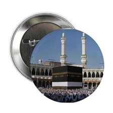 """Kaaba Photo 2.25"""" Button (10 pack)"""