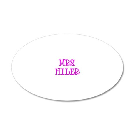 1265836181 20x12 Oval Wall Decal