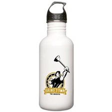 U-Town-logo-3 Water Bottle