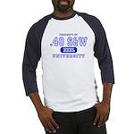 .40 S&W University Baseball Jersey