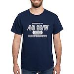 .40 S&W University Dark T-Shirt