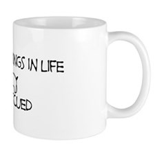 The Best Things In Life Are Rescued Small Mug