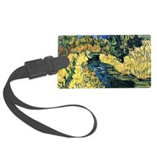Van Gogh - The Little Stream Luggage Tag