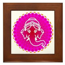 Ganesh to refresh! Framed Tile
