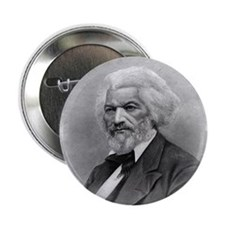 "Frederick Douglass by Augustus Robin 2.25"" Button"