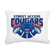 streetcougar_logo-1 Rectangular Canvas Pillow