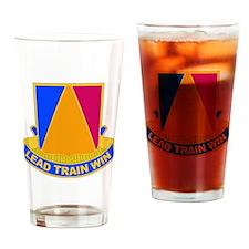 DUI-NATIONAL TRAINING CENTER Drinking Glass