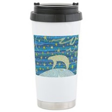 Top of the World Ceramic Travel Mug