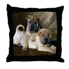 blanket27 Throw Pillow