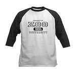 Zoo University Kids Baseball Jersey