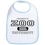 Zoo University Bib