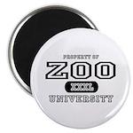 Zoo University Magnet