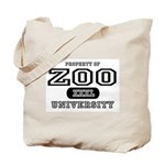 Zoo University Tote Bag