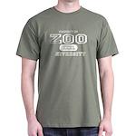 Zoo University Dark T-Shirt
