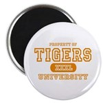 Tigers University Magnet
