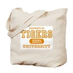 Tigers University Tote Bag