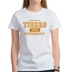 Tigers University Women's T-Shirt