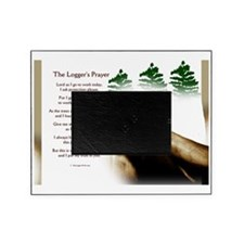 loggingprayer_panelprint Picture Frame