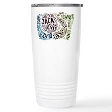 lost Ceramic Travel Mug