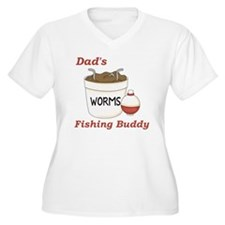 Dads Fishing Budd T-Shirt