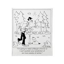8588_statistics_cartoon Throw Blanket