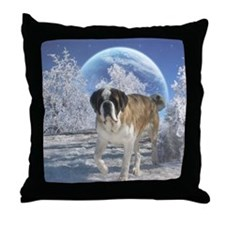 samantha_blanket2 Throw Pillow