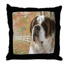 samantha_blanket3 Throw Pillow