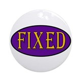 Fixed Ornament (Round)