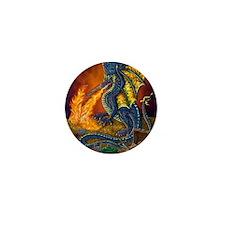 Dragons_Treasure_16x20 Mini Button