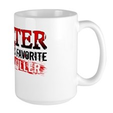 Favorite Serial Killer Hat Mug