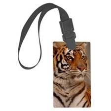 x14 Tiger II Luggage Tag