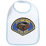 Pomona Police Bib