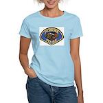 Pomona Police Women's Pink T-Shirt