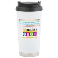Calendar Ceramic Travel Mug