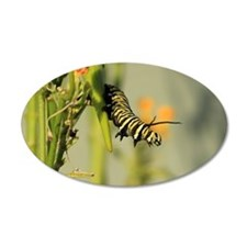 caterpillar 3 Wall Decal